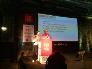 @9nov38: Geschichte twittern mit Charlotte Jahnz und Moritz Hoffmann