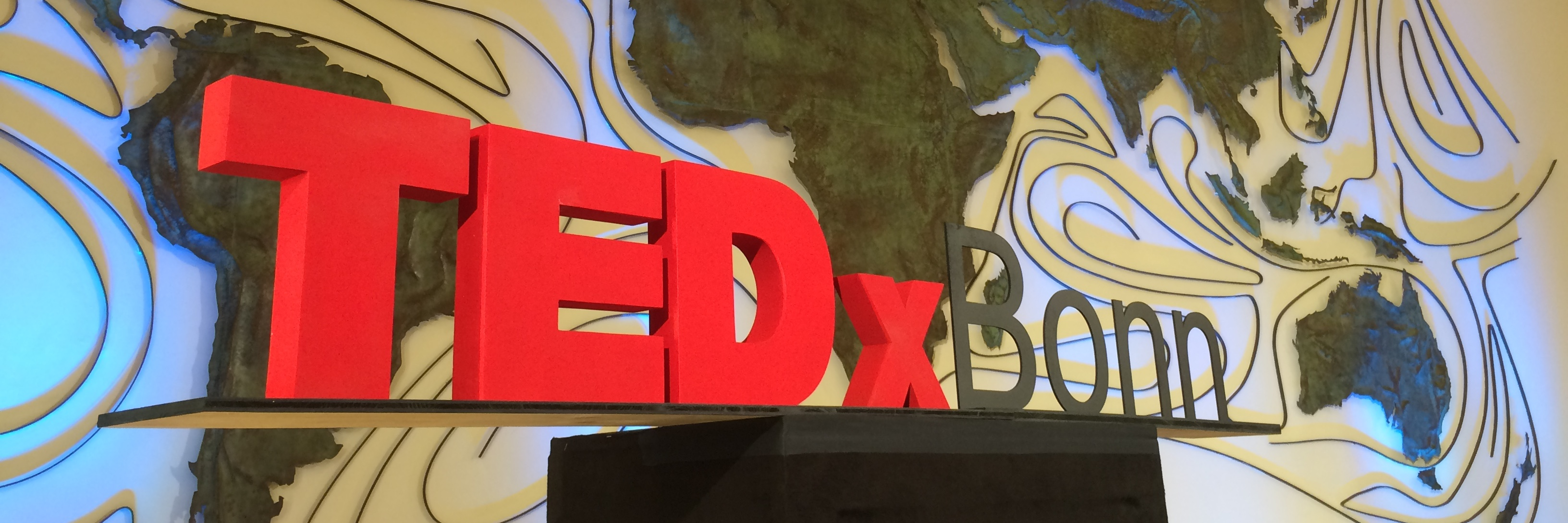 "#TEDxBonn: ""connecting the dots"" in einer Stadt, die bald abhebt"