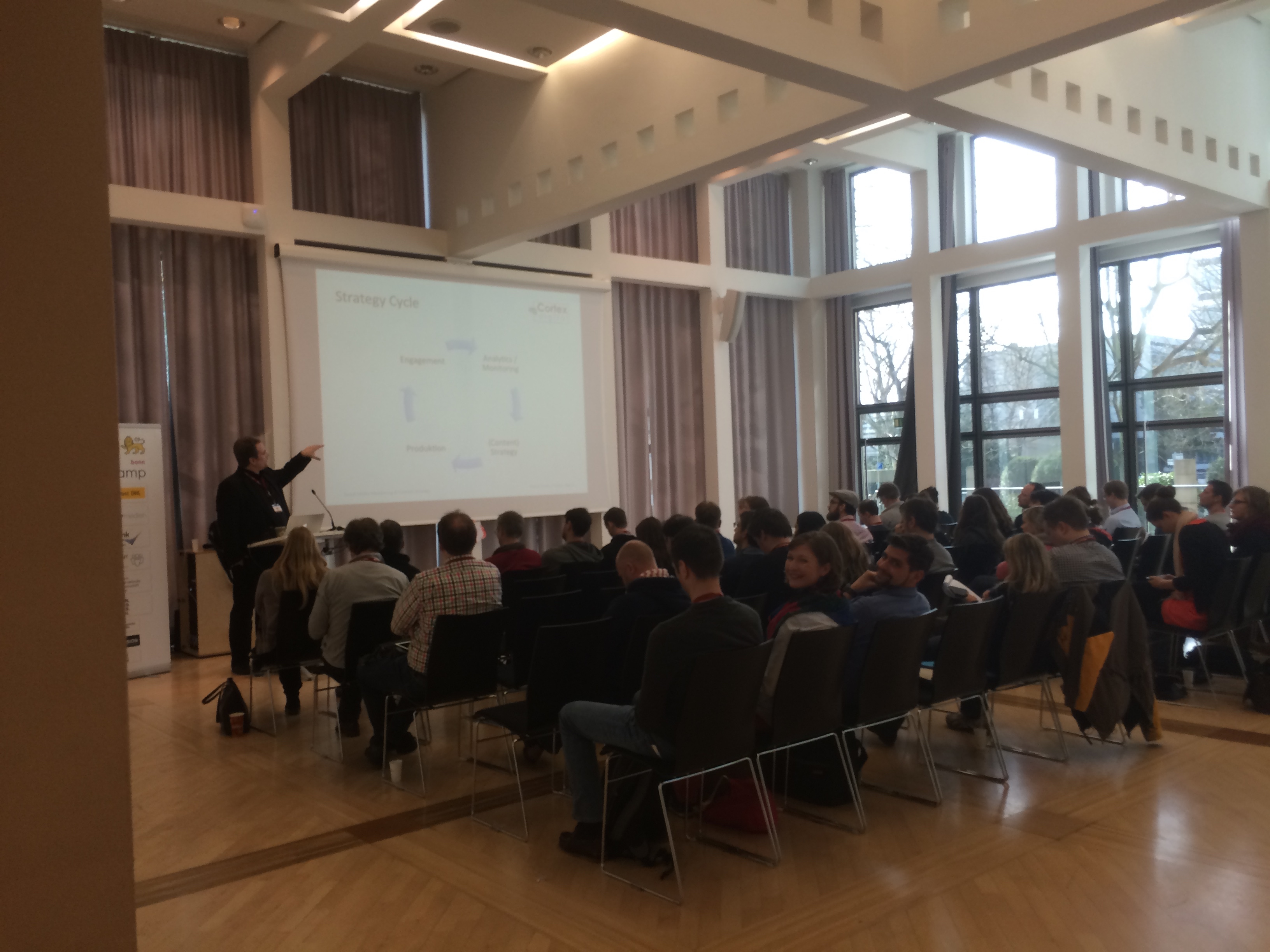 BarCamps in der Wissenschaft? #thatcampgoe #bcbn15 #bwok15 und #s20bar!