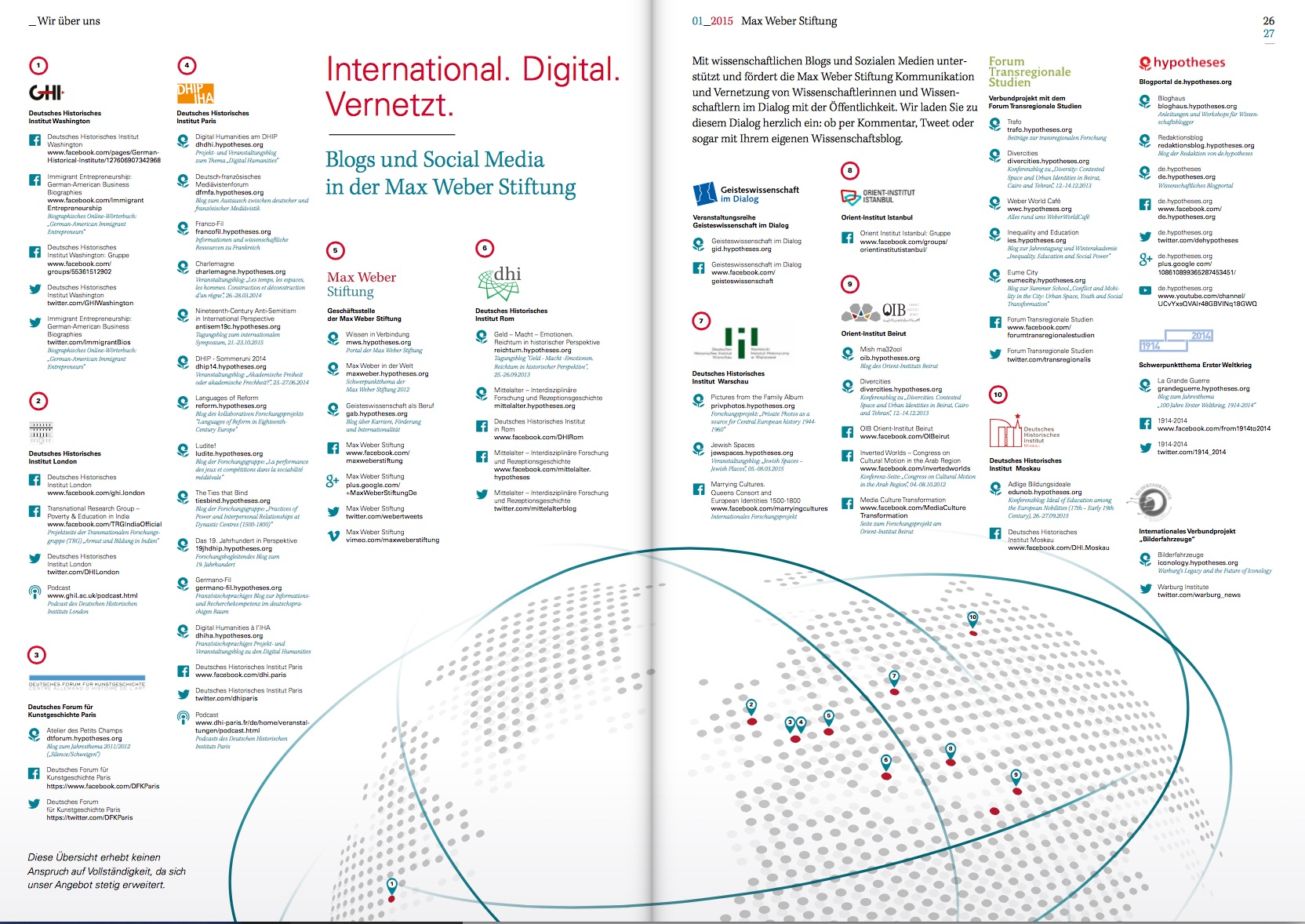 Berufsperspektiven als Geisteswissenschaftler im digitalen Zeitalter