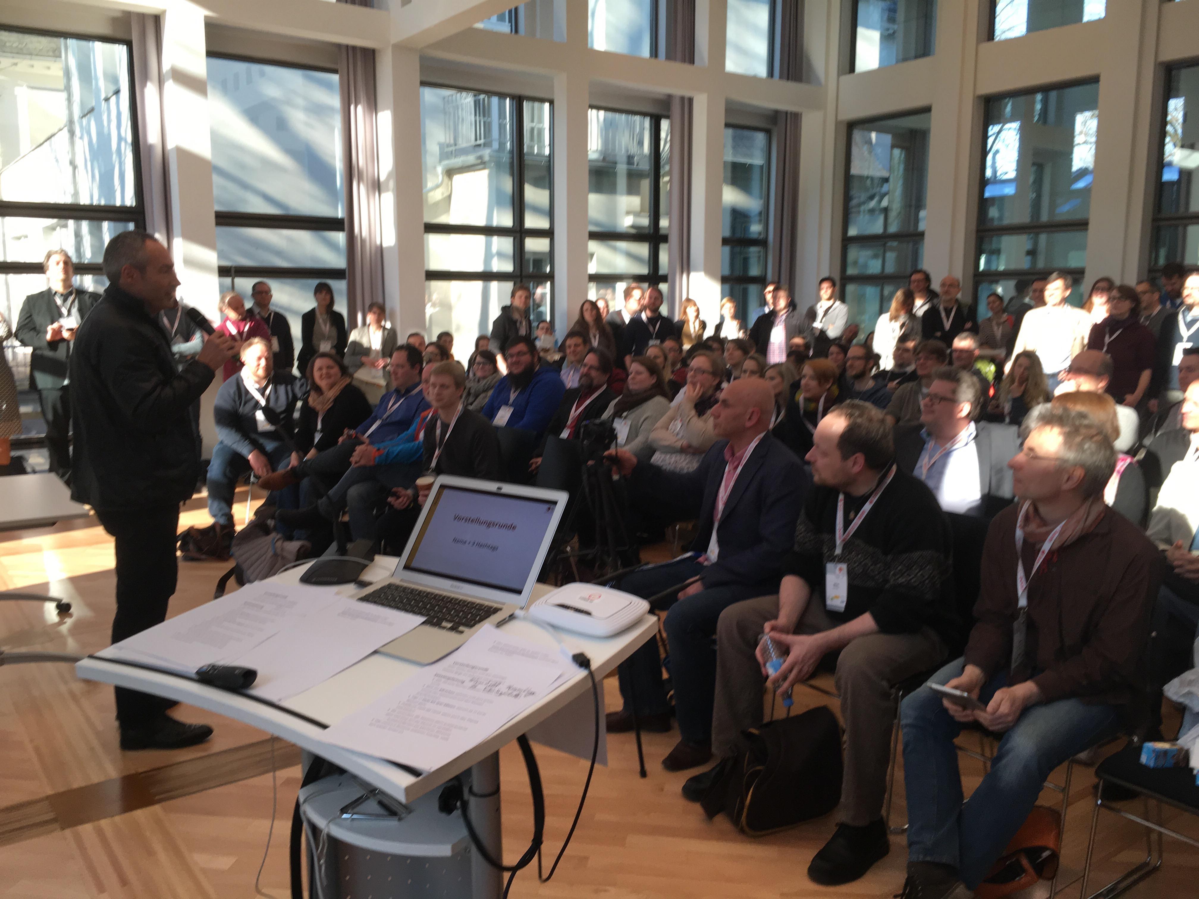 BarCamp Bonn – das Zweite #bcbn16