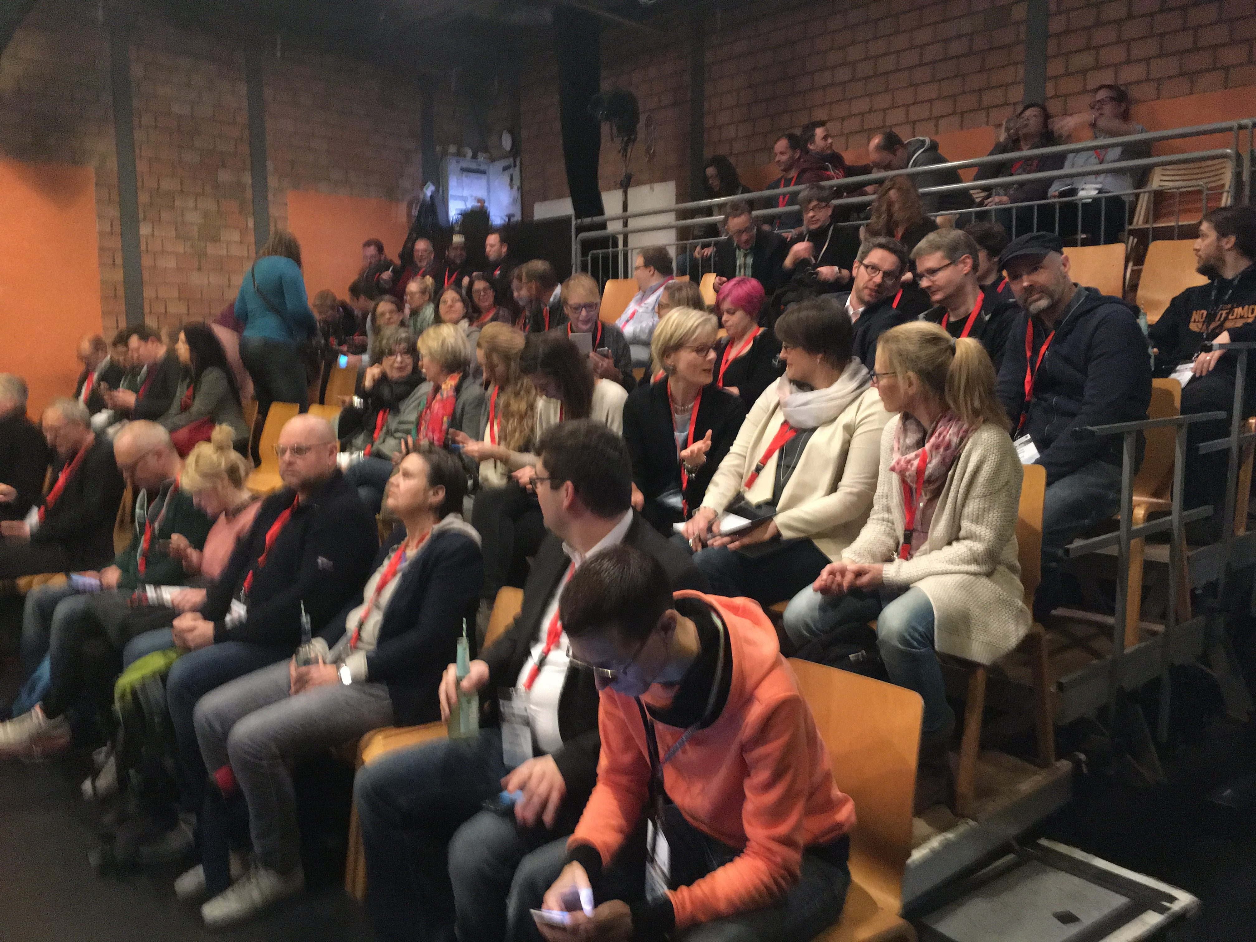 Das erste MünsterCamp: Macht Münster digital!